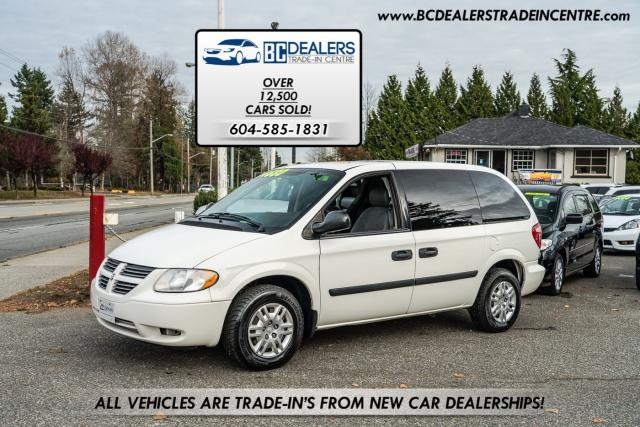 2005 Dodge Caravan V6 Passenger Van, Local, Clean, 7-Passenger