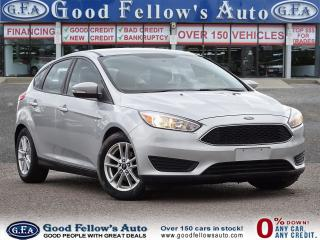 Used 2016 Ford Focus SE MODEL, 2.0L 4CYL, REARVIEW CAMERA for sale in Toronto, ON