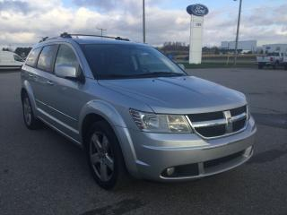 Used 2010 Dodge Journey R/T | As Is for sale in Harriston, ON