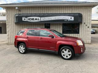 Used 2010 GMC Terrain SLT for sale in Mount Brydges, ON