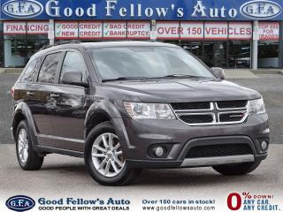 Used 2016 Dodge Journey SXT MODEL, 2.4 LITER, 7 PASSENGER, BLUETOOTH for sale in Toronto, ON