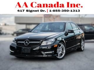 Used 2012 Mercedes-Benz C-Class C 350 |NAVI|LEATHER|PANOROOF| for sale in Toronto, ON