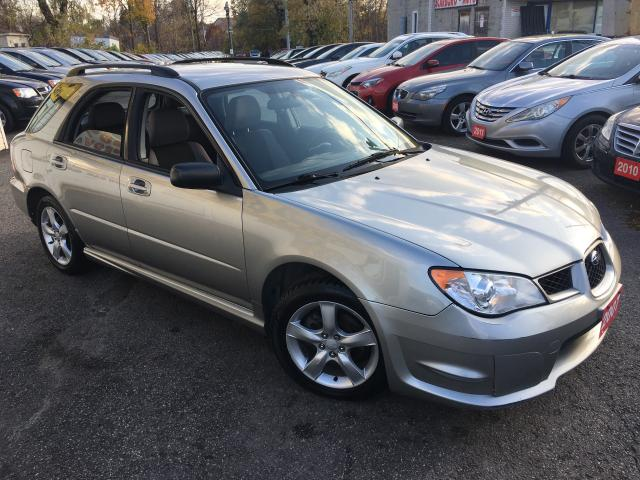 2007 Subaru Impreza 2.5i/ AUTO/ PWR GROUP/ CRUISE CTRL/ ALLOYS & MORE!