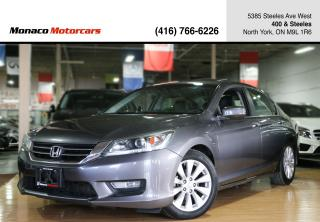 Used 2013 Honda Accord EX-L - LEATHER|SUNROOF|BACKUPCAM|LANE DEPARTURE for sale in North York, ON