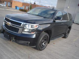 Used 2016 Chevrolet Tahoe 4x4,6 passenger,ex police for sale in Mississauga, ON