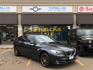 Used 2011 BMW 5 Series 535i xDrive Gran Turismo for sale in Vaughan, ON