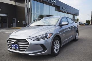 Used 2017 Hyundai Elantra LE for sale in Burlington, ON