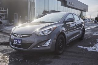 Used 2014 Hyundai Elantra for sale in Burlington, ON