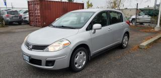 Used 2009 Nissan Versa AS-IS SPECIAL / YOU CERTIFY YOU SAVE for sale in Etobicoke, ON