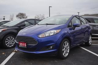 Used 2015 Ford Fiesta SE for sale in Burlington, ON