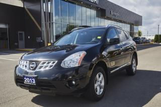 Used 2013 Nissan Rogue S for sale in Burlington, ON