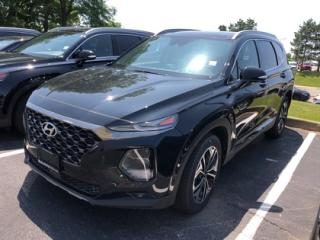 New 2019 Hyundai SANTA FE 2.0T SE TURBO AWD SANTA FE 2.0T ULTIMATE AWD for sale in Burlington, ON