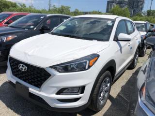 New 2019 Hyundai Tucson 2.0L Essential FWD for sale in Burlington, ON