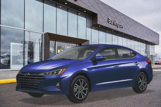 New 2020 Hyundai Elantra Luxury for sale in Burlington, ON
