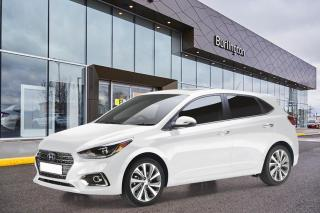 New 2020 Hyundai Accent ESSENTIAL 5 DOORS for sale in Burlington, ON