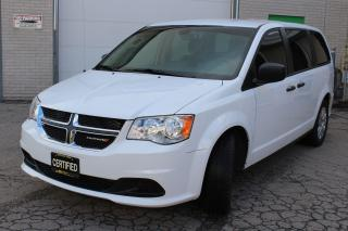 Used 2018 Dodge Grand Caravan CANADA VALUE PACKAGE for sale in Mississauga, ON