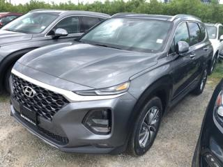 New 2019 Hyundai Santa Fe 2.0T SE Turbo AWD SANTA FE 2.0T PREFERRED AWD for sale in Burlington, ON