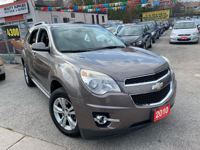 2010 Chevrolet Equinox EXTRA CLEAN-ECO-BLUETOOTH-AUX-USB-ALLOYS-MUST SEE!
