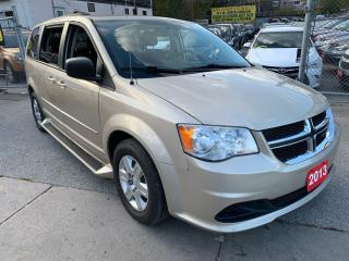 Used 2013 Dodge Grand Caravan MINT-125K Only-7 SEATS-STOW N GO-BLUETOOTH-AUX for sale in Scarborough, ON