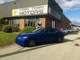 Used 2016 Lexus IS 300 F-Sport3/AWD/Nav/SunRf/M.Levinson/H.Seats/Leather for sale in North York, ON