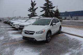 Used 2015 Subaru XV Crosstrek Hybrid for sale in Calgary, AB