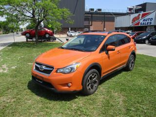 Used 2015 Subaru XV Crosstrek 2.0i ~ Limited ~ Tech Pkg for sale in Toronto, ON