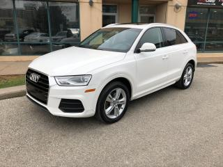 Used 2016 Audi Q3 Progressiv S-Line**PANORAMIC ROOF**NO ACCIDENT** for sale in North York, ON