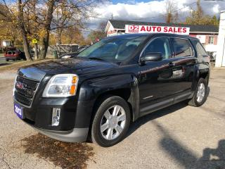 Used 2013 GMC Terrain 1Owner/Accident Free/AWD/Comes Certified/BT for sale in Scarborough, ON