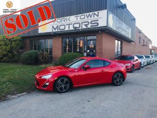 Used 2015 Scion FR-S 6 Speed/BackCam/36km/Sport/ Release Series 1.0 for sale in North York, ON