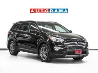 Used 2016 Hyundai Santa Fe XL AWD Backup Cam 7Pass for sale in Toronto, ON