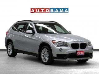 Used 2015 BMW X1 xDrive28i Navigation Leather Panoramic Sunroof for sale in Toronto, ON