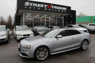 Used 2015 Audi A5 Technik for sale in Markham, ON