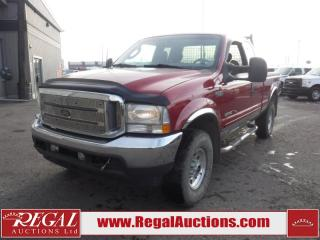 Used 2003 Ford F-350 XLT EXT CAB 4WD 6.0L for sale in Calgary, AB