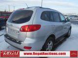 2007 Hyundai Santa Fe GL 4D Utility AWD 3.3L