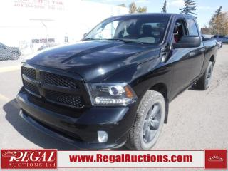 Used 2014 RAM 1500 Express Quad CAB SWB 4WD 5.7L for sale in Calgary, AB