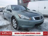 Photo of Green 2010 Honda ACCORD EX-L 4D SEDAN 2.4L