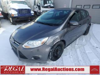 Used 2014 Ford Focus SE 5D Hatchback 2.0L for sale in Calgary, AB