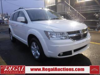 Used 2010 Dodge Journey SXT 4D Utility for sale in Calgary, AB