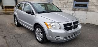 Used 2009 Dodge Caliber SXT for sale in Toronto, ON
