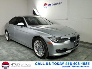 Used 2015 BMW 3 Series 328i xDrive Nav Sun Premium Camera Xenon Certified for sale in Toronto, ON