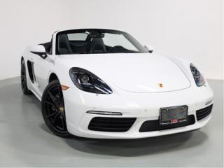 Used 2018 Porsche Boxster 718 ROADSTER   WARRANTY   6 SPEED   NAVI for sale in Vaughan, ON