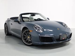 Used 2017 Porsche 911 CARRERA   CONVERTIBLE   BOSE   PDK for sale in Vaughan, ON