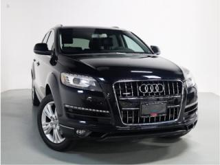 Used 2014 Audi Q7 TECHNIK   7-PASS   PANO   NAVI for sale in Vaughan, ON