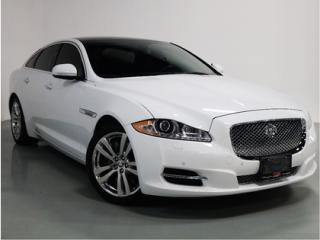 Used 2013 Jaguar XJ SC   NAVI   SUNROOF   CAM   MERIDIAN for sale in Vaughan, ON