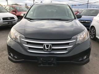 Used 2012 Honda CR-V EX-L for sale in Gloucester, ON