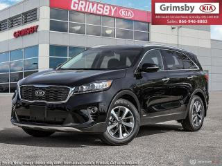 New 2020 Kia Sorento EX V6 for sale in Grimsby, ON