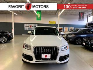 Used 2016 Audi Q5 Technik *CERTIFIED!* |PANO ROOF|NAV| BACKUP CAM| for sale in North York, ON