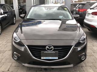 Used 2015 Mazda MAZDA3 NAVV,SUNROOF,LEATHER SEATING !!! for sale in Toronto, ON
