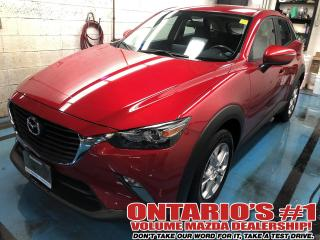 Used 2017 Mazda CX-3 BACKUP CAM,HEATED SEATS !!! for sale in Toronto, ON