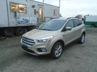 Used 2017 Ford Escape 2017 Ford Escape - FWD 4dr SE for sale in Mississauga, ON